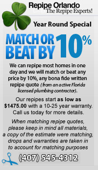 Repipe Coupon